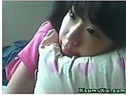 Amateru Korean Slut Masturbates On Webcam For Strangers On Xcamsxxcom Cams
