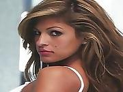 Eva Mendes Uncovered In Hd