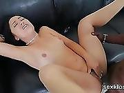 Pornstar Peach Gets Her Ass Hole Screwed With Hard Penis