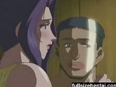 anime,  busty,  cartoon,  hentai,  house,  housewife,  toon,  wife