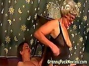 Dirty Granny Satisfaction