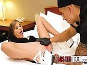 Kinky Cop Craving For Delicious Cunt
