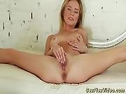 Flexi Teen Contortionist Masturbating