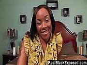 Realblackexposed   She Takes Every Inch Of Shorty Mac%27s Massive Cock