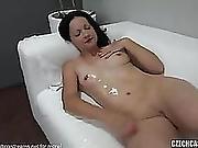 Czech Amateur Marie Fucks On Casting