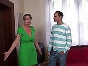 Sexy Mom Fucks By Young Cocks
