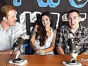 Twg Two White Guys Kayla Jane Danger Pornstar Interview Pornhubtv