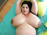 Biggest Breasts Ever On A 9 Month Pregnant Milf