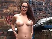 amateur,  babe,  boob,  flashing,  geek,  masturbation,  outdoor,  public,  sexy,  skinny