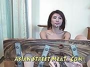 Bangkok Room Maid Buggered For New Handbag