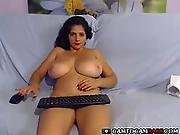 Big tits masturbates Live Sex Cams