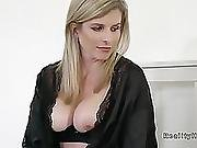 Stepmom Joins Teen Couple For Threesome