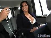 big boob,  boob,  brunette,  cumshot,  facial,  knockers,  mature,  outdoor