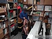 Big Tit Blonde Cop And Xxx Suspects Initially Reject Theft But Were