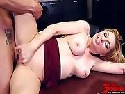 Sasha Sean Gets Rock Hard Dick