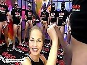 Monster Cock Makes Young Bibi Moan   German Goo Girls