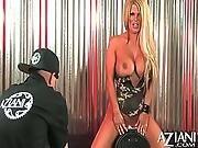 Busty Blonde Milf Sophia Rossi Rides A Sybian