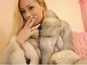 Smoking In Fur 3