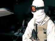 Modern Warfare Frozen Crossing Part 1