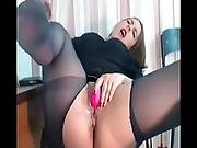 My Slut Wife Squirting On Cam