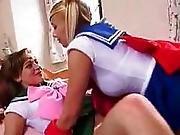 cosplay,  lesbian,  sailor,  uniform