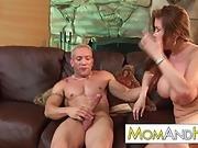 Asian Milf Loves The Dick