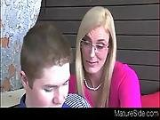 Supermilf Teen Boy 10 From Matureside
