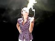 Tracie Smoking