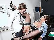 Danny D Ravaging Fuck Marie Clarence Spread Pussy