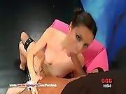 Susana The Gorgeous Anal Lover   German Goo Girls