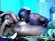 beautiful,  black,  couple,  ebony,  exgf,  fucking,  nipples,  old ,  older man