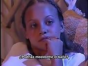 Stepdaughter En Un Sabado En La Noche