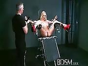 bdsm,  domination,  dungeon,  fetish,  floor,  hardcore,  squirt,  submissive