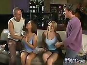 anal,  big boob,  blonde,  boob,  brunette,  butt,  cum ,  cumshot,  facial,  foursome,  slut,  swallow