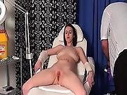 Emilys X-rated Needle Torture And Gagged Medical