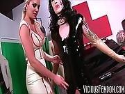 doll,  domination,  femdom,  mistress,  rubber,  slave