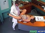 FakeHospital - Doctor with voluptuous patient