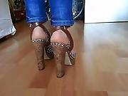 Sexy Girl Feet Diashow 2