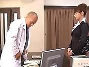 Akiho Yoshizawa  Doctor Loves Having Banged