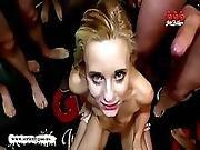 Ashlee Cox The Blonde Cum Addict   German Goo Girls