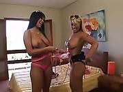 3some,  ass ,  big tit,  blonde,  brazilian,  brunette,  butt,  latina,  lesbian,  milf