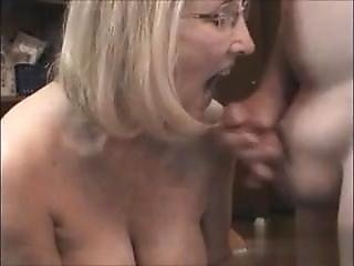 I Found Her On W1ld4u.co.uk - Maria Takes A Mouthful