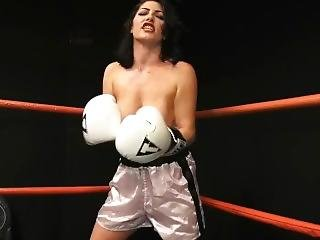 Topless Boxing #2