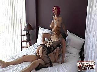 Bts 3some Anna Belle Peaks Penny Pax And Alex Legend Part 3