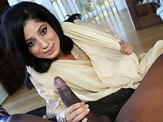 Nadia Ali Picked Up And Fucked By Bbc