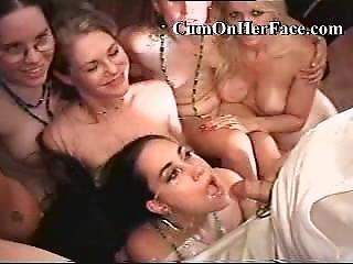 New Orleans Invitational - Cum On Her Face 2001 (tonya) All Cum Remix