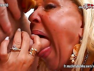 My Dirty Hobby - Amateur Milf Takes A Huge Cock