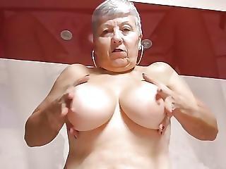 store bryster, stort bryst, bryst, fisse, bedstemor, sulten, matur, milf, gammel, strømper