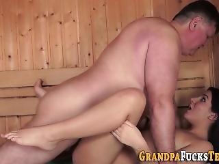 Sucking Teen Cum In Mouth