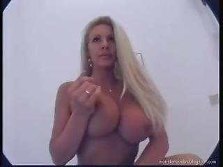 Diamond - Big Tits Bimbo Interview